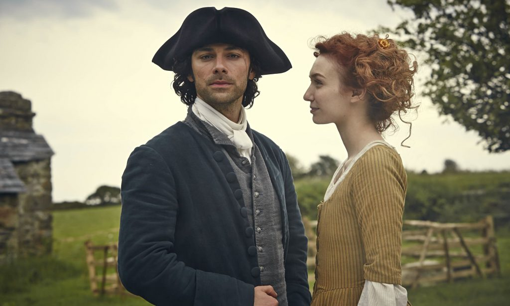 Why Poldark is the TV hit of the year