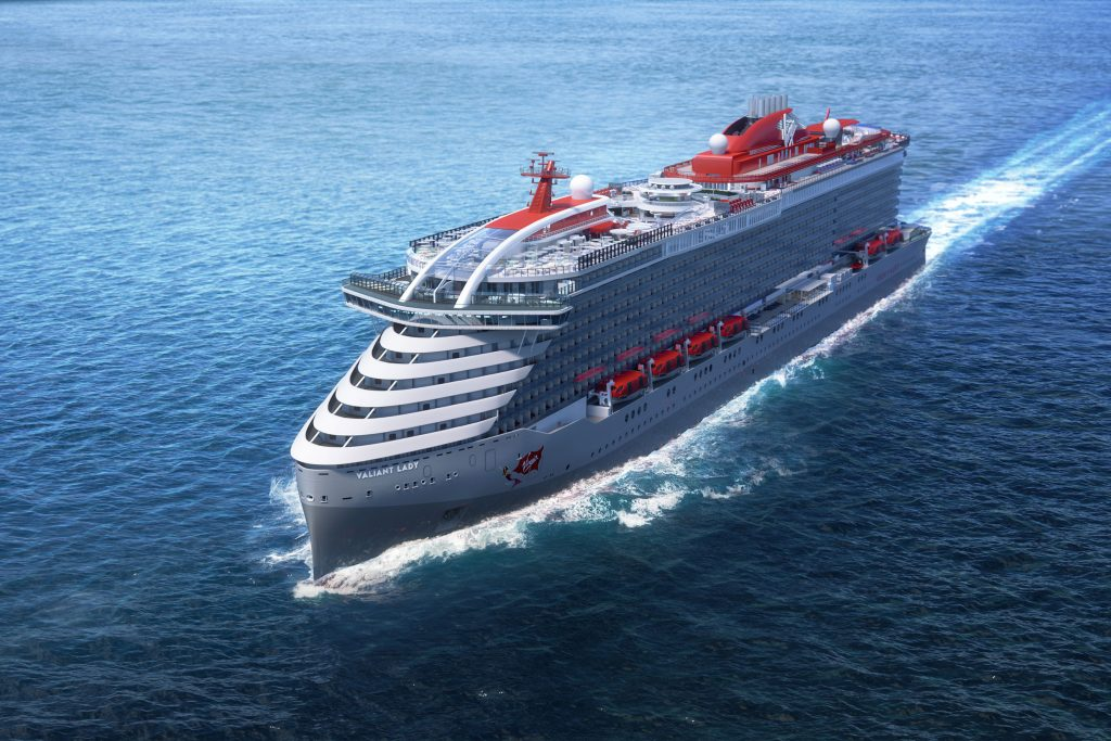 Virgin Voyages launches a new ship that will sail into Palma in 2021