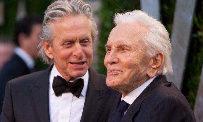 Kirk Douglas dies aged 103