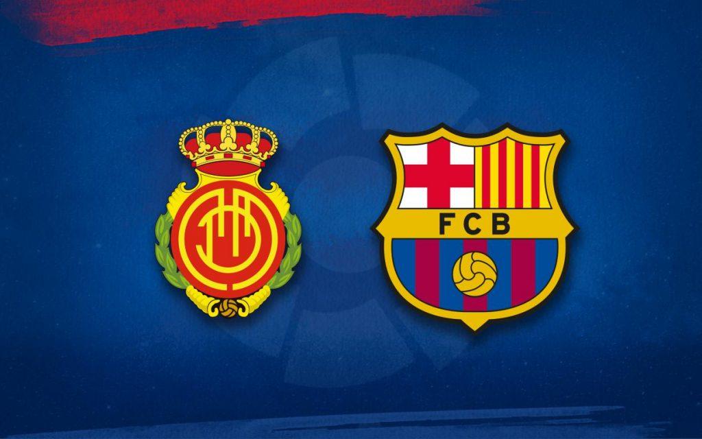 FC Barcelona cause a stir in Mallorca
