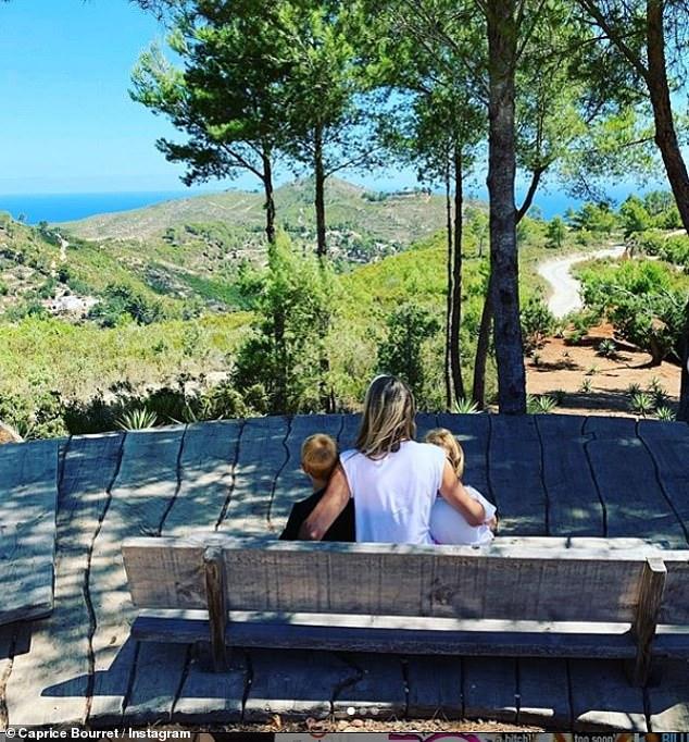 Caprice's Ibiza Home Robbed