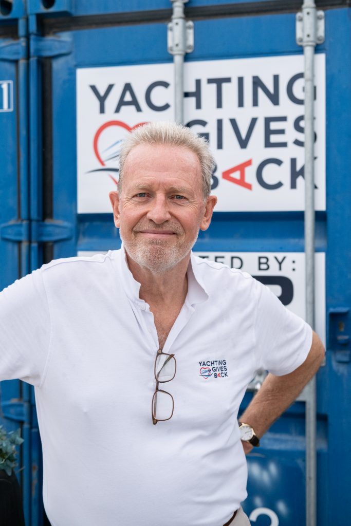 Nick Entwisle: Yachting Gives Back